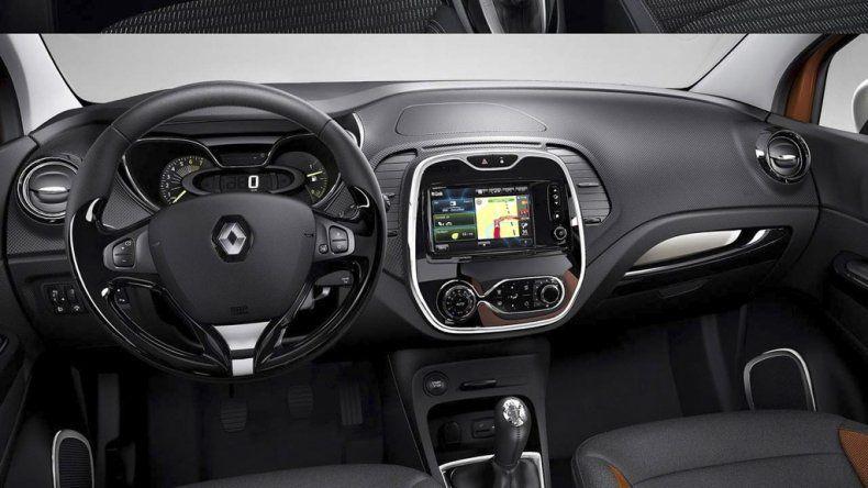 El Renault Captur regional se lanza en diciembre