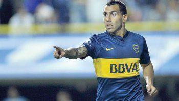 La condición que puso Tevez para irse de Boca y jugar en China