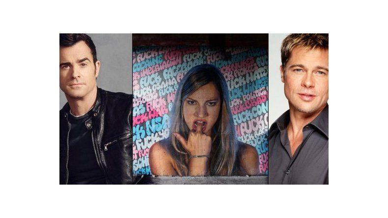 El marido de Jennifer Aniston insultó a Brad Pitt en Instagram