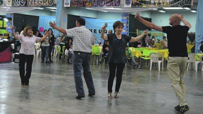 La Fiesta de las Provincias ofreció durante dos días un patio de comidas