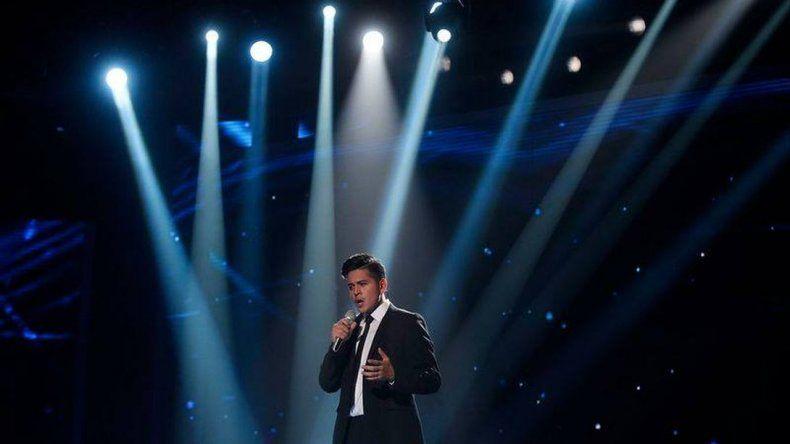 Madrynense llegó a la final de Got Talent