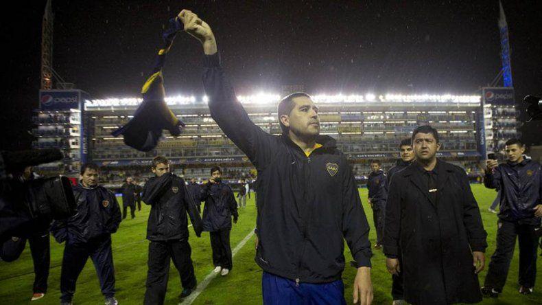 El plan para que Riquelme vuelva a jugar la Libertadores