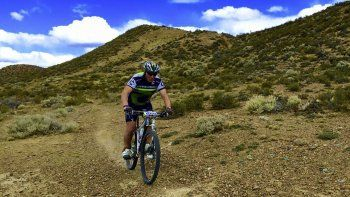 El Argentino de Rally de mountain bike llega a la capital petrolera.