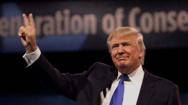 Histórtico triunfo del candidato republicano en las elecciones de EE.UU.