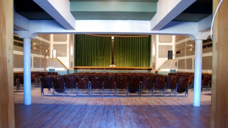 El Cine de Astra reabre sus  puertas después de 30 años