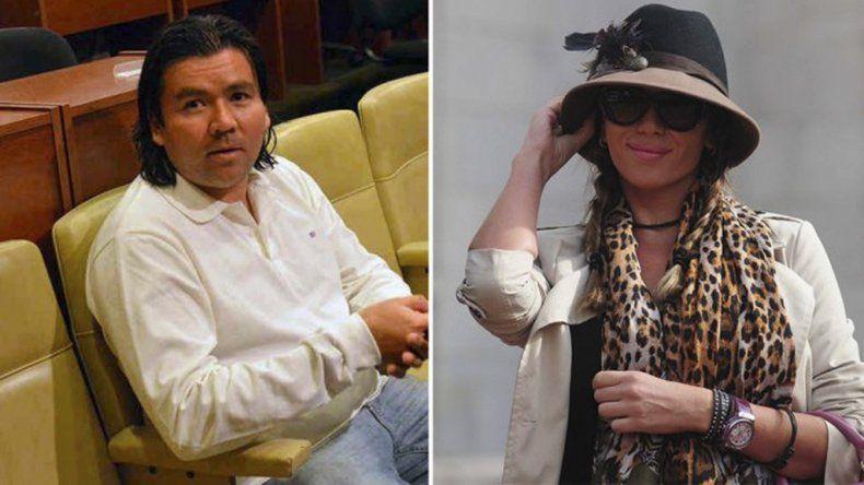 El hermano de Karina fue detenido por narcotráfico.
