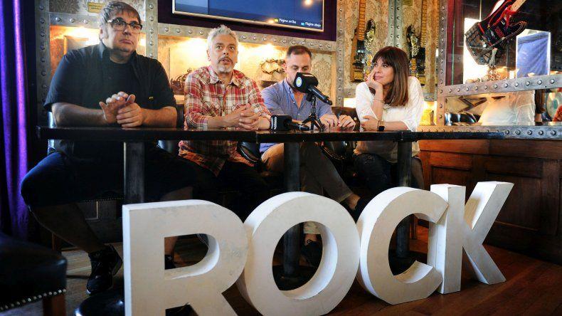 Nacional Rock presentó un disco de homenaje al rock argentino
