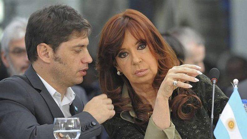 La Cámara Federal confirmó el procesamiento  de Cristina y Kicillof por la causa dólar futuro