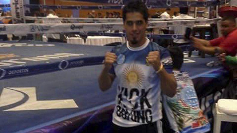 Miguel Poveda sumó su primera experiencia en un Panamericano y espera por una nueva convocatoria.