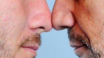 Nueva Zelanda. El toque de narices es el saludo típico de los nativos maoríes.Foto: Fernando de la Orden
