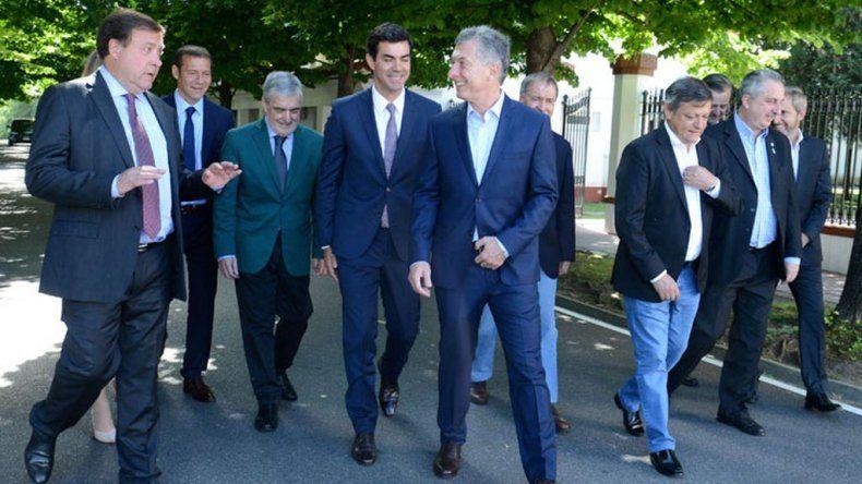 Ocho gobernadores apoyaron la aprobación de la reforma electoral