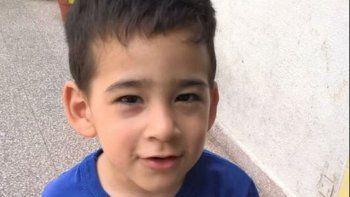 Un nene de 2 años se soltó de la mano de su abuelo y desapareció