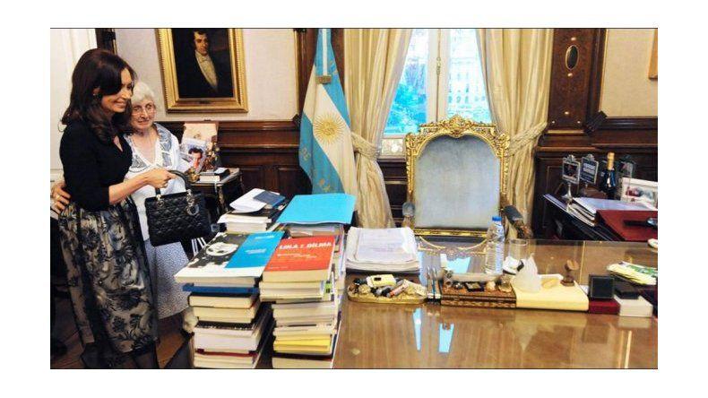 El juez Di Lello imputó a Ofelia Wilhelm, la madre de Cristina Kirchner