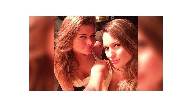 Pampita fue mandada al frente por su propia amiga ante Ivana Figueiras