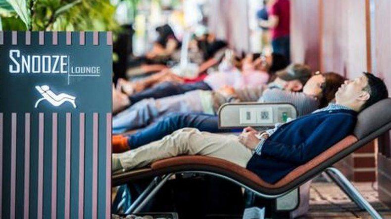 Top 5 : Aeropuertos donde mejor se duerme