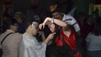 La Noche de Terror fue una verdadera fiesta que se vivió en el boliche bailable Punto Com para celebrar una nueva edición de la Matinée por la Inclusión.