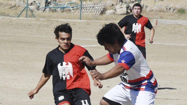 Palazzo se quedó con los tres puntos en su duelo con Ciudadela.