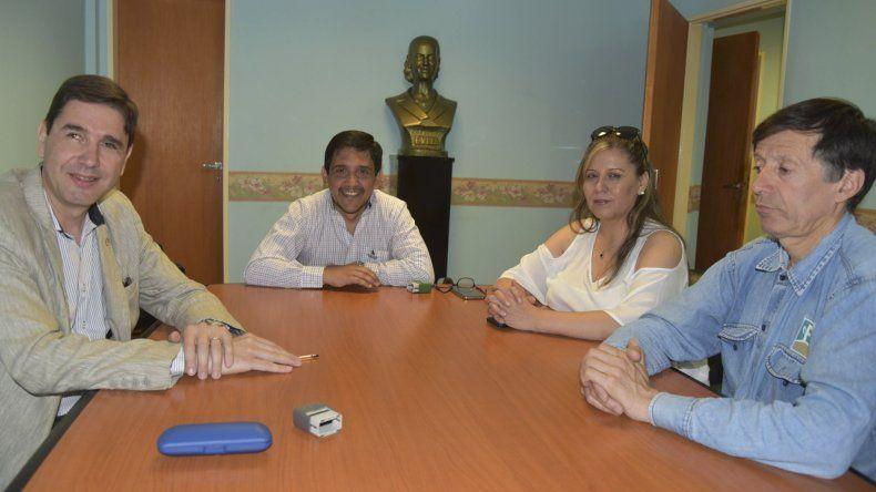 Cuatro de los cinco integrantes del cuerpo deliberativo comunal resolvieron extender el período de sesiones ordinarias.