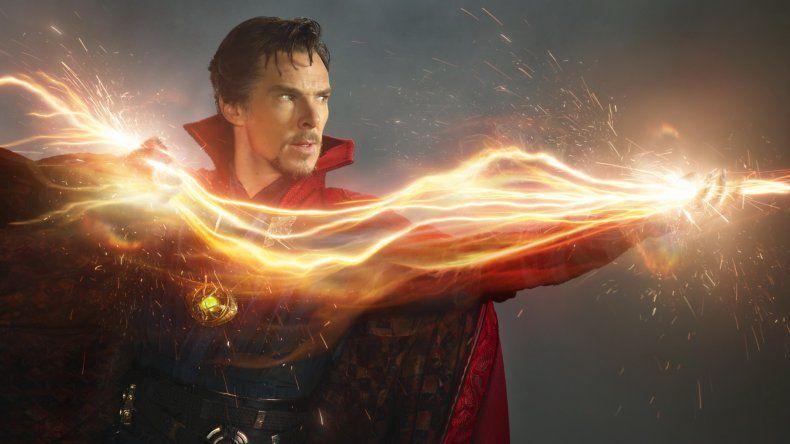 Doctor Strange hechicero supremo