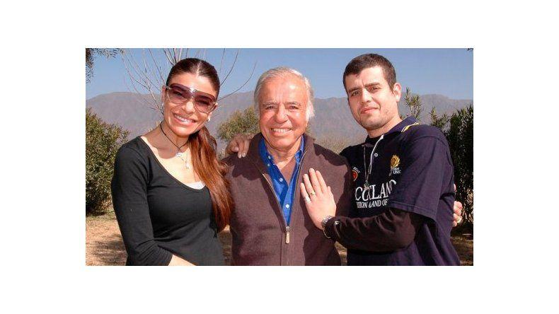 Zulemita Menem: Si Carlitos no entraba a la cárcel, terminaba muerto