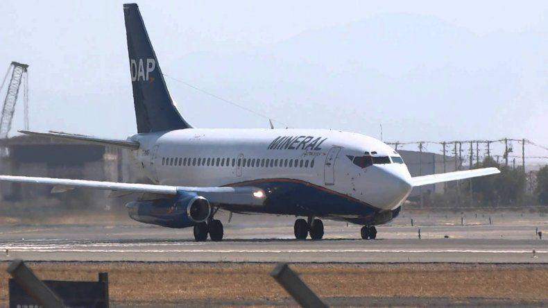 Comodoro tendrá vuelos itinerantes a Chile a partir del próximo año