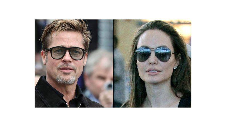 Brad Pitt, devastado porque Angelina Jolie le niega a sus hijos