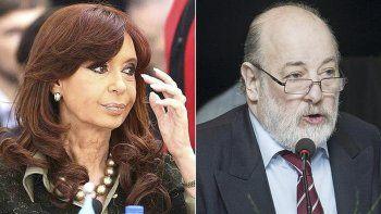 Bonadio apura otro juicio oral contra Cristina Fernández