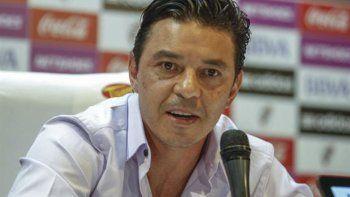 Gallardo anunciará hoy la decisión sobre su futuro en River