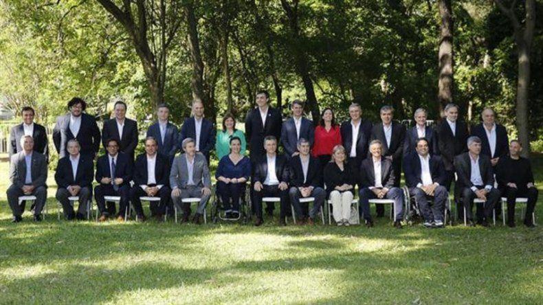 Marcos Peña descartó cambios en el gabinete: Estamos muy conformes