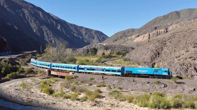 Por primera vez el Tren de las Nubes operará en verano