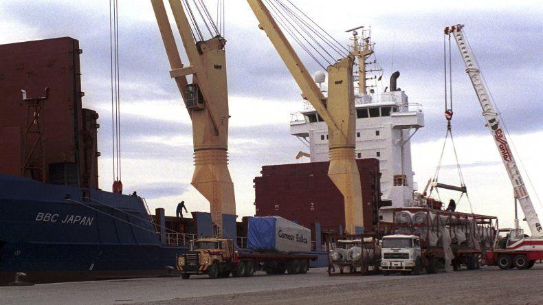 Empresarios de Santa Cruz defendieron  los reembolsos por puertos patagónicos