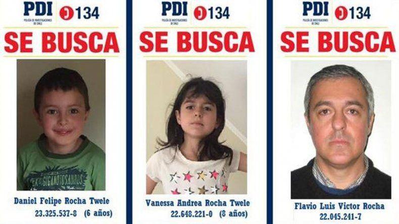 Capturaron en Buenos Aires a un hombre que había secuestrado a sus hijos en el sur de Chile