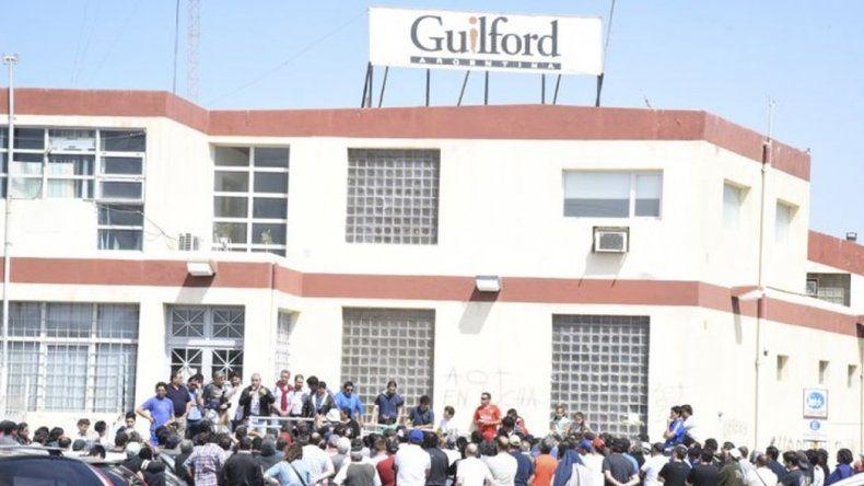 El apoderado de Guilford presentó una nueva propuesta a los trabajadores
