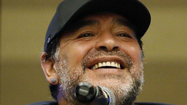 Maradona asume en Dynamo Brest de Bielorrusia después del Mundial