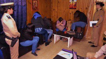 Rescataron a 9 mujeres víctimas de trata en Río Grande