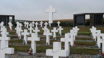 con dos nuevos casos, ya suman 112 los soldados argentinos identificados