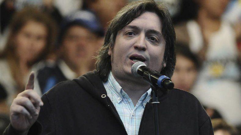 Máximo Kirchner presentó un escrito y pidió su sobreseimiento en la causa Hotesur