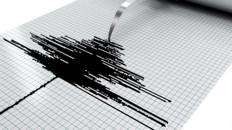 Un temblor de mediana intensidad sacudió San Juan