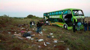 Tragedia en Brasil: el chofer del micro se habría quedado dormido