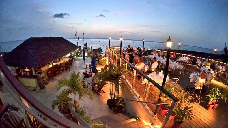 Los sabores se combinan con los más bellos paisajes y forman una experiencia especial para los turistas.