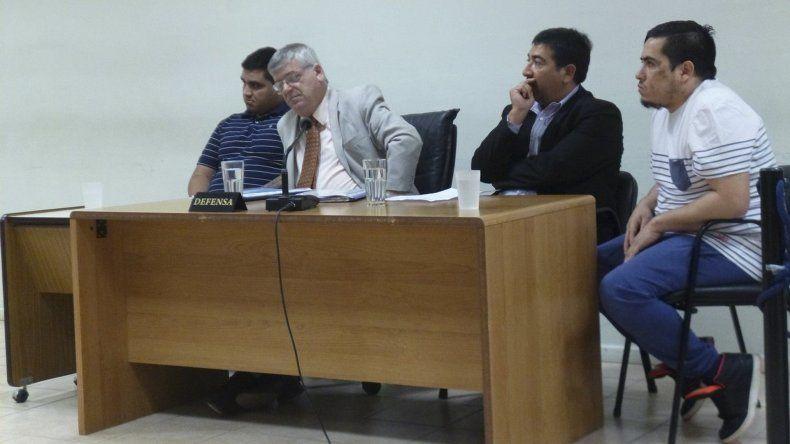 Hoy a partir de las 12 los inspectores Facundo Garbarino y Mauro Cárdenas conocerán las condenas que deberán cumplir.