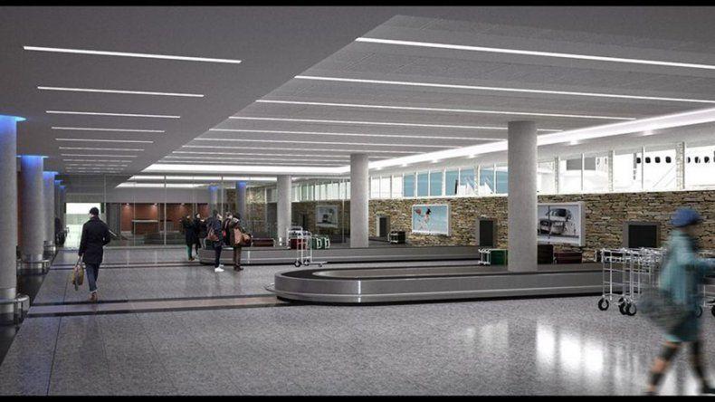 Comenzó la obra del Aeropuerto y podría quedar cerrado por 15 días