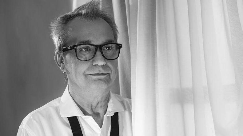 David Lebón presenta su disco Encuentro Supremo.
