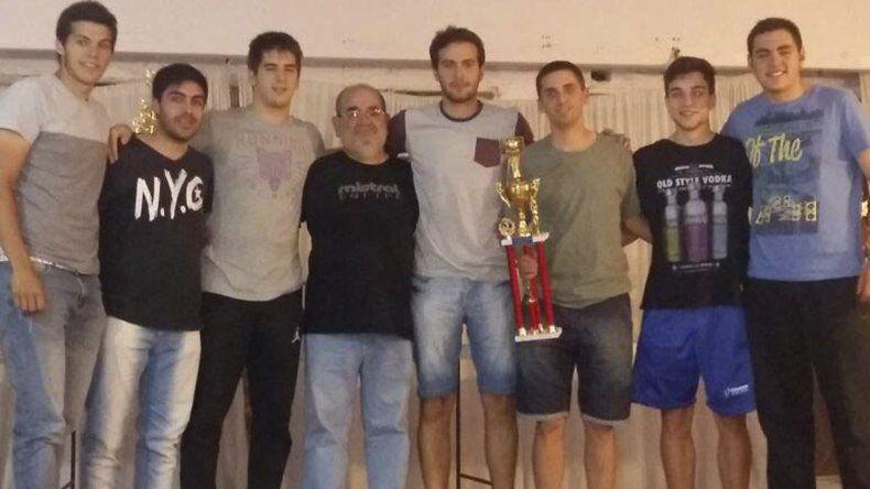 La ACRB realizó la entrega de premios correspondiente al torneo Clausura.