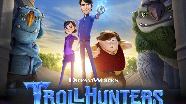 Prometedora serie animada de Guillermo del Toro se estrena en Netflix.