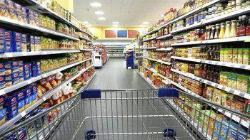 Los supermercados reflejan la crisis económica.