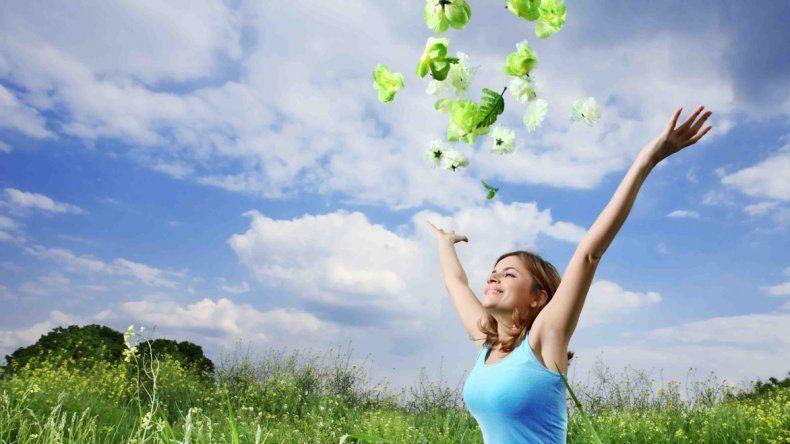 Ser optimista para vivir  más tiempo