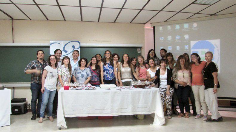 La primera cohorte de la Especialización en Docencia Universitaria cerró su cursada.