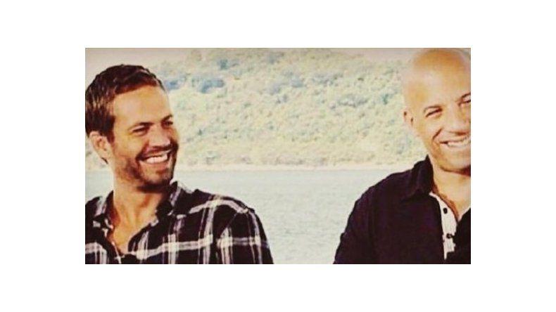 Vin Diesel homenajeó a Paul Walker: Prometí hacer algo de lo que estarías orgulloso