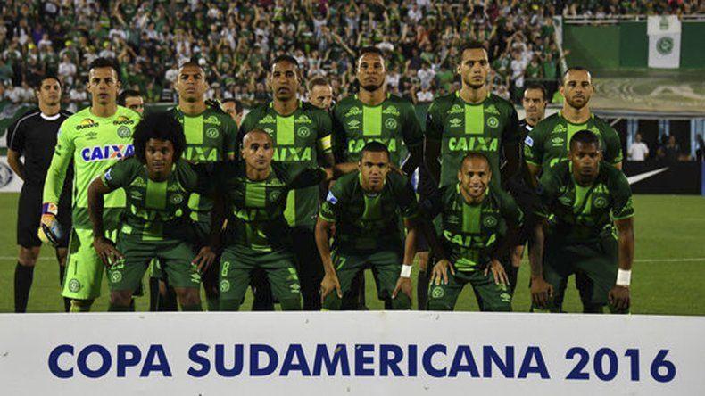 Chapecoense fue declarado campeón de la Sudamericana y Nacional de Medellín
